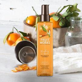 FruitWorks: Mandarin & Neroli Body Mist  (With Argan Oil & Vitamin E) - 250ml
