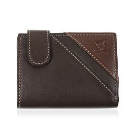Close Out Deal - Genuine Leather Wallet Brown