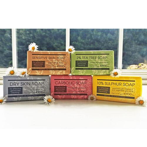 The English Soap Company: Sensitive Skin Soap - 190g