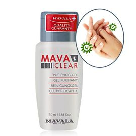 Mavala: Active Hand Sanitiser Gel 64% Alcohol- 50ml