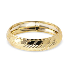 Royal Bali Collection- 9K Yellow Gold Ring