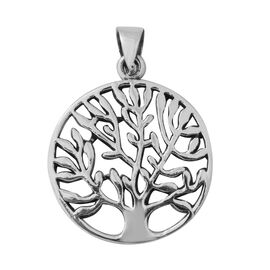 Tree of Life Pendant in Sterling Silver 5.61 Grams