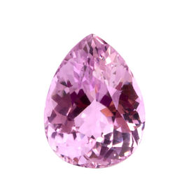 Kunzite (Pear 19x14 Faceted 3A) 19.320 Cts