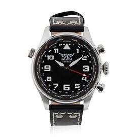 Aviator Gents IPS Notifier Smart Watch