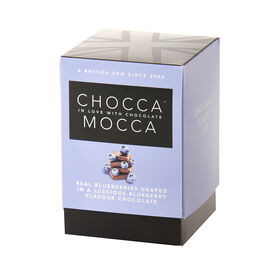 Chocca Mocca - Real Blueberries in Blueberry with White Chocolate - 110g