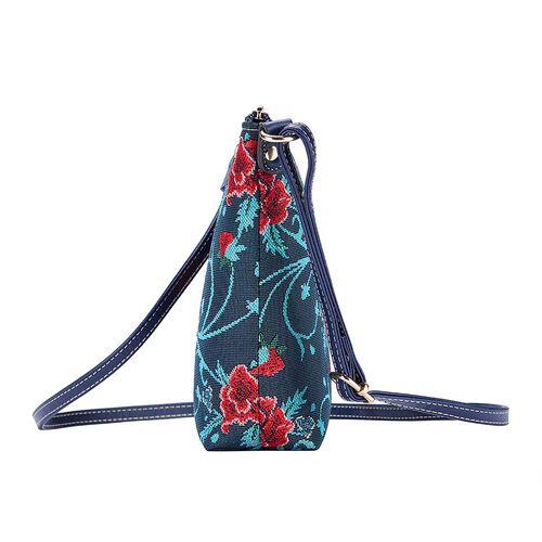 Signare Tapestry Frida Kahlo Cranation Collection Sling Bag