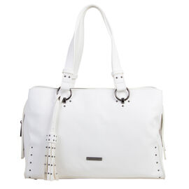 Bulaggi Collection - Lindy - Weekender Bag  (37x26x13 cm) - White