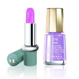 Mavala: Daisy Lipstick (With 276 Iris Mini Colour)