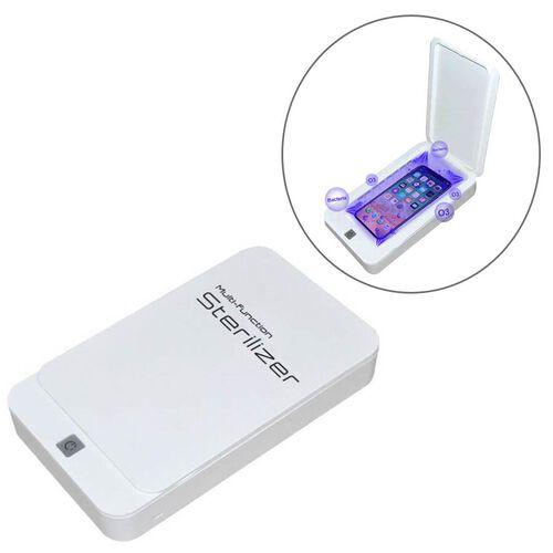 Portable Multi-Function UV Light Steriliser - White