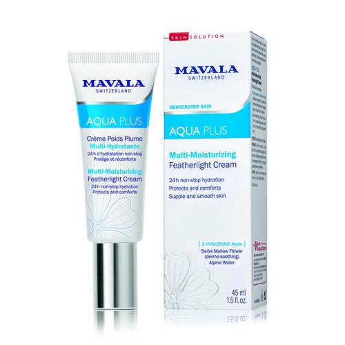 Mavala: Aqua Plus Featherlight Day Cream - 45ml