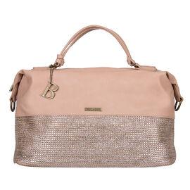 Bulaggi Collection - Wave Duffle Bag (Size 40x26x17 Cm) - Camel