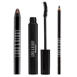 Lord & Berry: Warm Eye Set - Line & Shade Eyeliner - Bronze, Reglam Crayon Eyeshadow - Gorgeous  & P