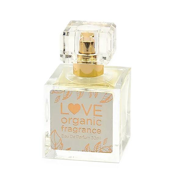 Love Organics: Jasmine & Sandalwood Eau De Parfum - 30ml