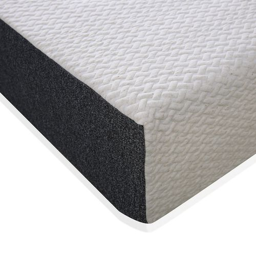 Premium Collection - 5 Layers HYBRID Pocket Spring Mattress with Cooling Gel Infused Memory Foam in King Size (150x200 cm)