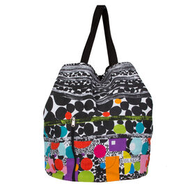 Bulaggi Collection - Arty Round Shopper Bag - Multi