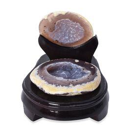 Home Decor - Agate with Holder