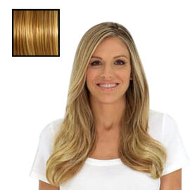 SECRET EXTENSIONS-Virtually Invisible Headband in Medium Golden Blonde Color