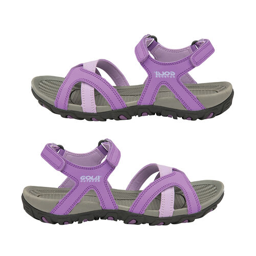 Gola Cedar Walking Sandal (Size 3) - Purple/Lilac