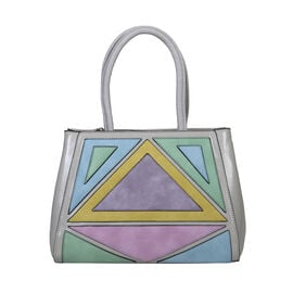 Bulaggi Collection -  Angel Shoulder Bag - Grey
