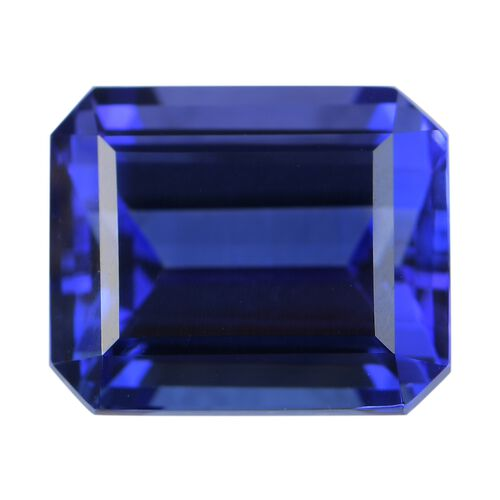 AAAA Tanzanite Octagon Free Faceted (12.10x7.54) 8.50 Cts
