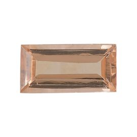 AAA Imperial Topaz Baguette 8x4 Faceted 0.84 Cts