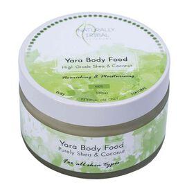 Naturally Tribal Yara Kids Body Food 200g Purely Shea and Coconut