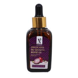 Nutri Glow Naturals Onion Hair Re-Growth Booster Serum - 50ml