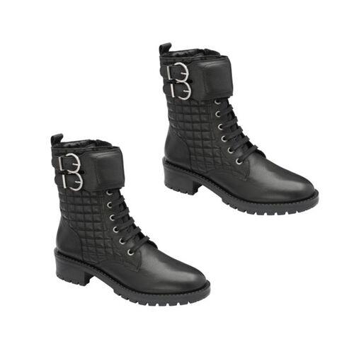 Ravel Rosario Mid-Calf Boots (Size 3) - Black