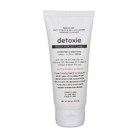 Detoxie Hand Sanitizing & Moisturizing Cream