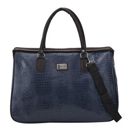 lifestyle Color Black Crocodile size/Profile Middle travel bag wall (exterior) Semi-PU Lining (interior) polyester