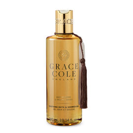 Grace Cole: Oud Accord & Velvet Musk Bath & Shower Gel - 300ml