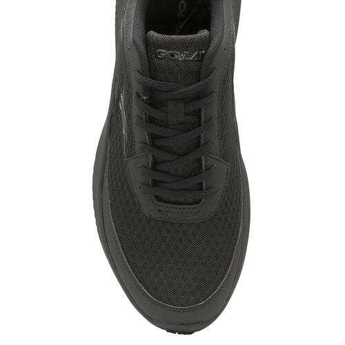 Gola Wexford Lace Up Trainer (Size 8) - Black