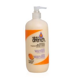 Skin Drench: Intensive Moisturizing Tropical Mango Lotion - 500ml