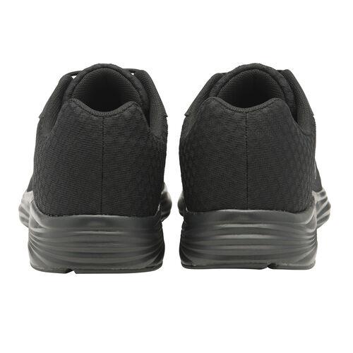 Gola Sondrio 2 Lace Up Trainer (Size 3) - Black
