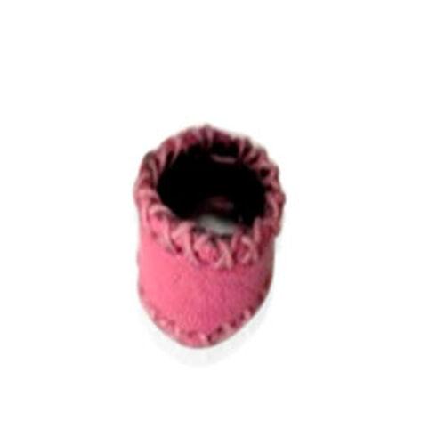 Pink Stingray Leather Ring