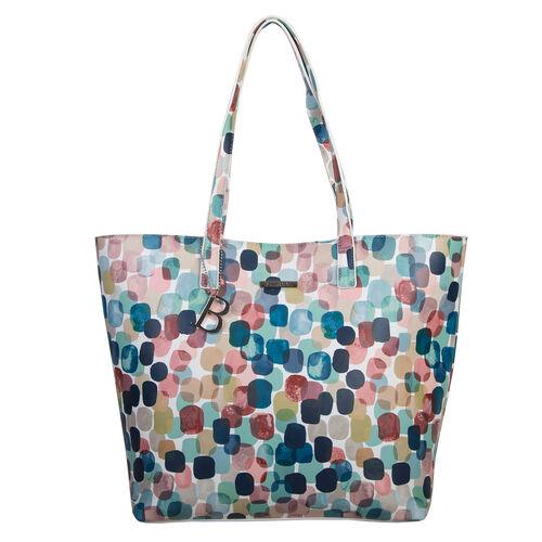 Bulaggi Collection - Roxy Shopping Bag (Size 31x32x13 Cm) - Multi