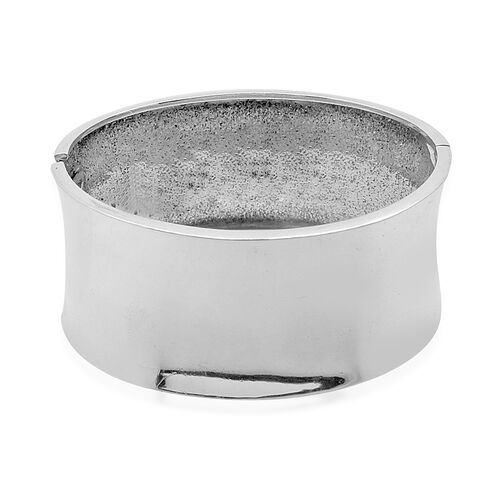 Royal Bali Collection Sterling Silver Bangle (Size 7.5), Silver wt 43.00 Gms.