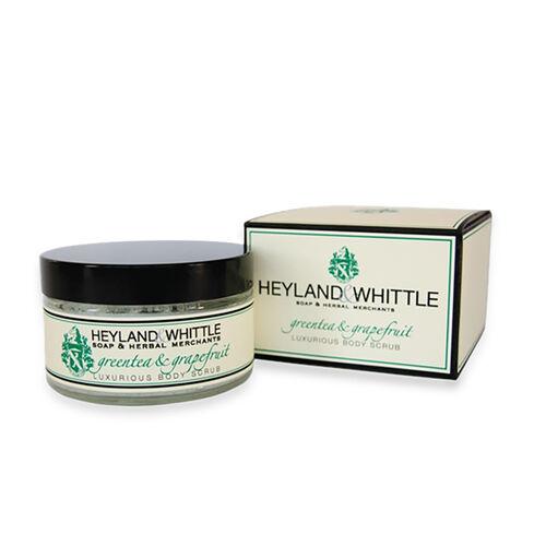 Heyland & Whittle: Greentea & Grapefruit Body Scrub & Body Lotion