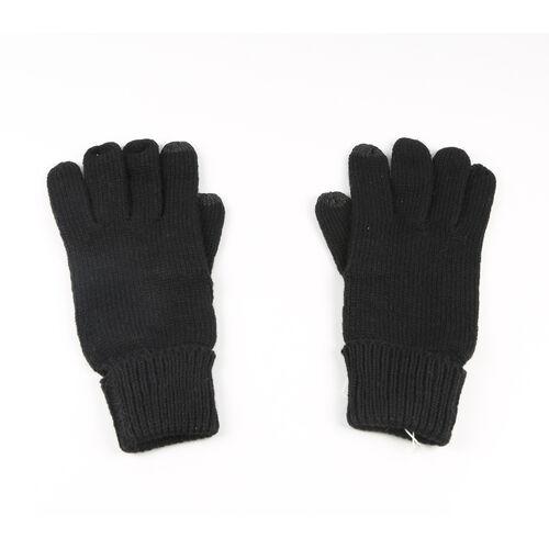 FIORUCCI Black Colour Gloves (Size 27x12cm)