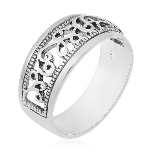 Sterling Silver Ring, Silver wt 3.00 Gms