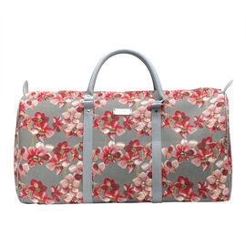 SIGNARE - Tapestry Collection - Orchid Weekend Bag ( 57 x 30 x 29 x Cms )