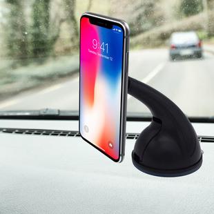 Magnetic Window Mobile Holder in Black