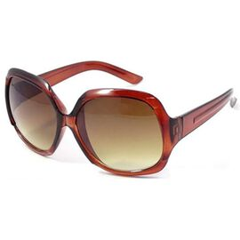 New For Season- Oval Sunglasses Colour Red