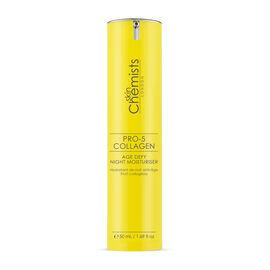 skinChemists: Pro5 Collagen Age Defy Night Moisturiser - 50ml