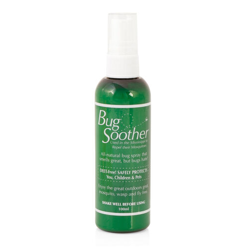 Bug Soother - Smells Great. Feels Great. Repels Great! DEET Free - 100ml