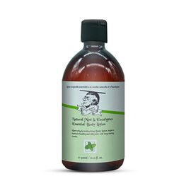 Professor Herb: Mint & Euclyptus Body Lotion - 500ml