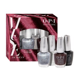 OPI: Infinite Shine (Muse of Milan Quad - 3.75ML Each)