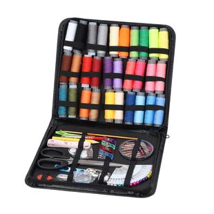 105 Piece Set - Sewing kit with Storage Bag (Size 20x22.5x3.5cm)
