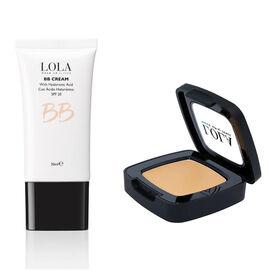 Lola: BB Cream - 30ml and cream Concealer - 05