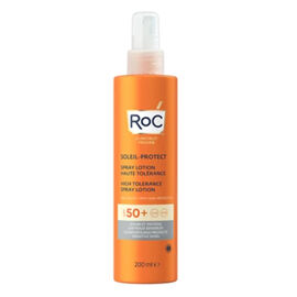 ROC: Spray Lotion SPF50 Sun Protect High Tolerence - 200ml